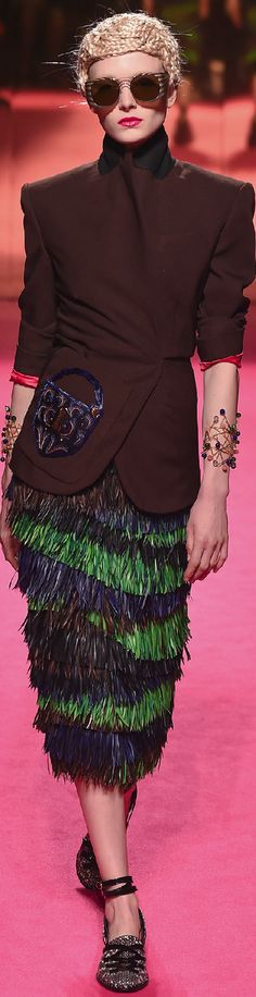 Spring 2015 Couture Schiaparelli