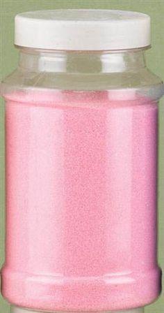 Pastel Pink Crystalline Quartz Sand