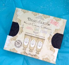 Beau Jardin trio of exfoliating soaps in Citrus Grove, Lavender ...