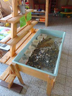 stenen in de klas SORTEREN