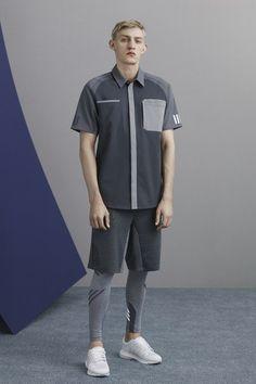 adidas Originals by White Mountaineering SS16. menswear mnswr mens style mens fashion fashion style adidas campaign lookbook adidasorigina