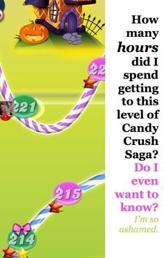 Candy Crush Saga – Just a Harmless Crush?   Yeah, I know so many people who could say this LOL ;p  We all have something. Hahahaha