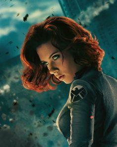 marvel black widow    Scarlett Johansson en Los Vengadores, dirigida por Joss Whedon ...