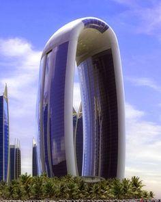 Regatta Hotel Jakarta, Indonesia #architecture #unbelievable #structure
