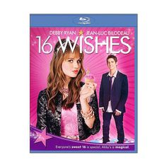 16 Wishes (Blu-ray) (Widescreen) ($17) ❤ liked on Polyvore