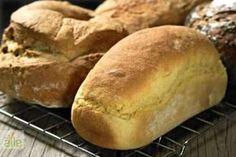 Sıcacık, ev yapımı ekmek tarifi.