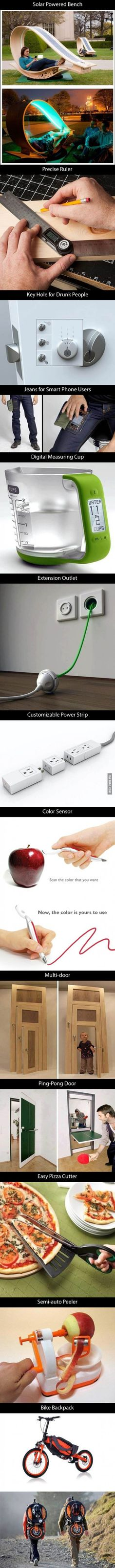 Life Hacks and other Cool Inventions