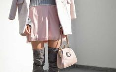 Winter Fashion Outfits - Stay Warm and Look Trendy Winter Mode Outfits, Winter Fashion Outfits, Trendy Outfits, Fashion Images, Fashion Pictures, Fashion Trends, Winter Fashion 2016, 2016 Winter, Clothing Blogs