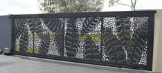 Screenart designs and manufactures beautiful decorative panels and laser cut screens for room divisions ,privacy screens, gates and wallart. Home Gate Design, Steel Gate Design, Main Gate Design, Fence Design, Door Design, Front Gates, Entrance Gates, Machine Cnc, Laser Cut Screens
