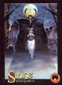 slaine the horned god - Google Search