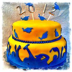 graduation cakes 2014 | Graduation cake