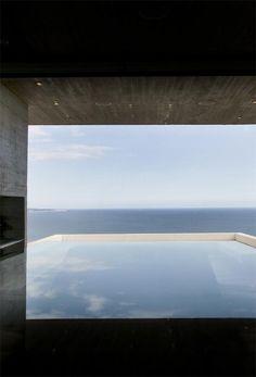 Casa Costa Cachagua / Iván Vial Montero