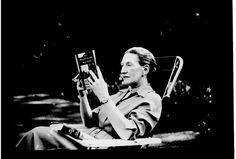 Week In Praise of Elizabeth Bowen Virginia Woolf, Moleskine, Elizabeth Bowen, People Reading, Pose, James Joyce, Pictures Of People, Vintage Pictures, Identity