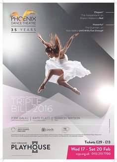Triple Bill 2016 | by Phoenix Dance Theatre