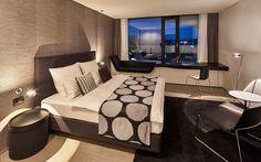 IZB Residence Campus at Home hotel by Stark Architekten, Munich – Germany » Retail Design Blog