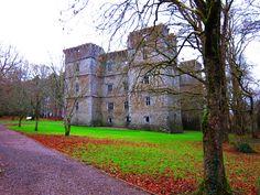 Kurturk Castle, Ireland