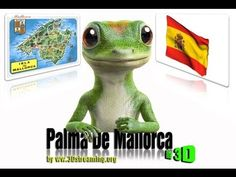 3D Streaming - Palma De Mallorca Beach in 3D (YT3D) by 3Dstreaming.org - DISCOVER +1.000 VIDEOS in 3D UPLOADED from the globe...