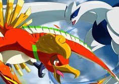 lugia and ho oh - Buscar con Google