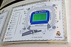Penny In Wanderland: Στο Estadio Santiago Bernabéu!!