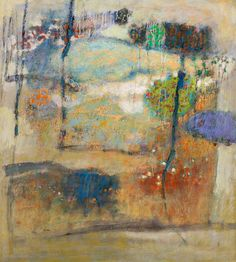 Vernal Beckoning | oil on canvas | 40 x 36"