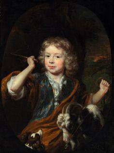 Maes, Nicolaes - Портрет Anthony de Sadelaer, 1665-75, Музей Франса Халса в Харлеме