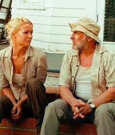 Andrea and Dale