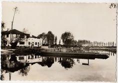 BABLOCK HYTHE FERRY & CHEQUERS INN ~ AN OLD REAL PHOTO POSTCARD (7D93) | eBay