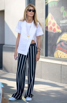 Street Style: Steal Sarah Rutson's Sporty Cool Look