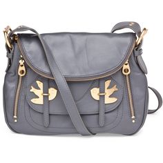 Marc By Marc Jacobs Natasha Petal to the Metal cross body bag, beautiful in Nude. $438. - love this bag and am always looking on eBay to see if there's on in my price range