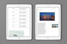 Branding and responsive website by for Croatian property development Smokovik Brand Identity, Branding, Web Design, Graphic Design, Property Development, Brochure Design, Denmark, Ipad, Website