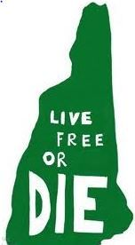New Hampshire Live Free Or Die Tattoos