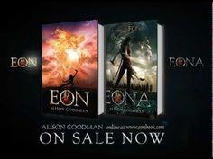 Alison goodman eon series book 3