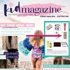 Kid Magazine cover and baby shower gift guide, featuring Pure Bliss Co Lactation Bliss Balls! Pregnant And Breastfeeding, Bliss Balls, Magazines For Kids, New Mums, Superfood, 5 Ways, Gift Guide, Baby Shower Gifts, Pregnancy