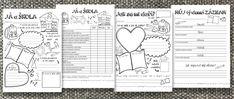 🖋 SEBEHODNOCENÍ žáka Diagram, Bullet Journal, Classroom, English, Class Room, English Language