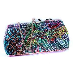 EcoVolveNow Clutch of Many Colours 150  posted by EcoFirstArt on 02/19/12  SEND TO FRIENDS TwitterTumblr  embed