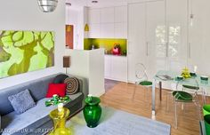 <p><strong>Jak urządzić małe mieszkanie w bloku</strong>, aby było wygodne i nowoczesne