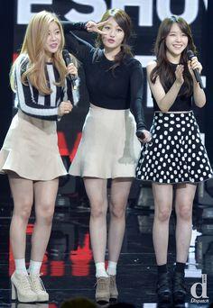 Girl's Day Sojin, Yura & Minah