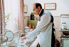 Hercule Poirot Agatha Christie's Poirot Hercule Poirot, Agatha Christie's Poirot, Death In The Clouds, I Love The World, David Suchet, Tv Detectives, Miss Marple, Warm Fuzzies, British Isles