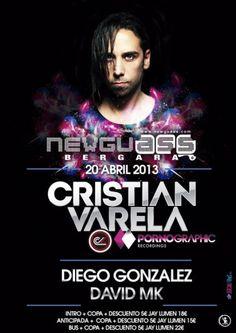 Cristian Varela en NewGuass