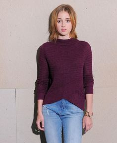 Free People Wrap Sweater | South Moon Under