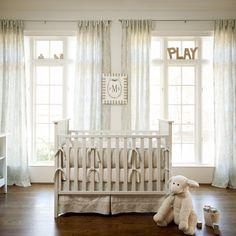 Unisex Nursery Inspiration