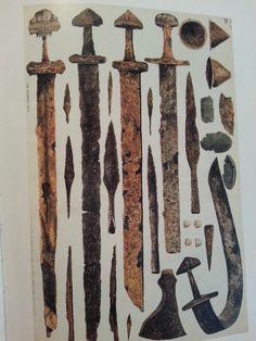 Vikings swords