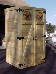 would make a nice tack cabinet