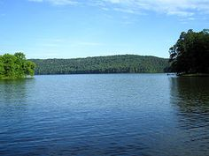 Lake Catherine: This smaller yet popular spot is situated near Hot Springs. Lake Catherine State Park is located on the lake's shore. Arkansas Vacations, Central States, Lake Pictures, Weed Control, Aquatic Plants, Hot Springs, Portuguese, State Parks, Beautiful