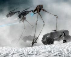 Combine snow assault by SgtDoom.deviantart.com on @DeviantArt