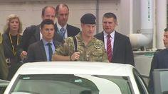 Prince Harry arrives in Australia