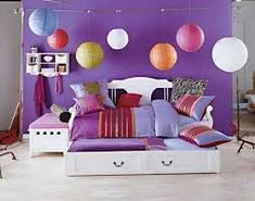 girls bedroom decorating ideas on a budget - Google Search