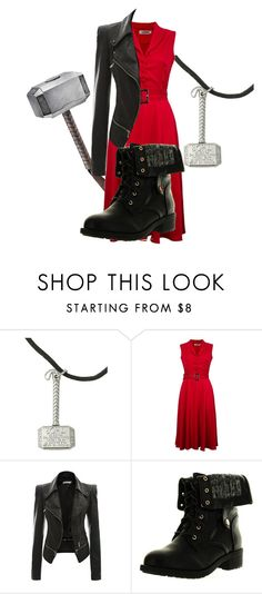 """Thor"" by princess-accitia on Polyvore featuring Refresh"
