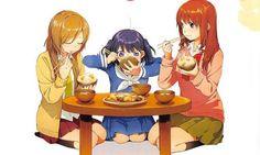 'Koufuku Graffiti' Manga Getting Anime Adaptation