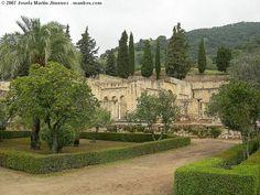 Fotos de Medina Azahara, Cordoba, Cordoba, España, Jardin: manbos.com